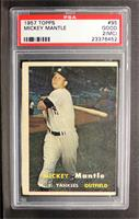 Mickey Mantle [PSA 2 (MC)]