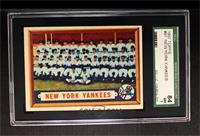 New York Yankees Team [SGC 80]