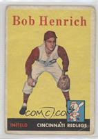 Bobby Henrich [Poor]