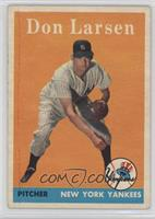 Don Larsen [Good to VG‑EX]