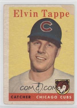 1958 Topps - [Base] #184 - El Tappe [PoortoFair]