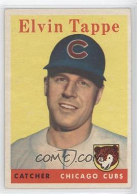 1958 Topps - [Base] #184 - El Tappe
