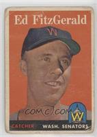 Ed FitzGerald [Poor]