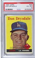 Don Drysdale [PSA4]