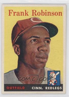 1958 Topps - [Base] #285 - Frank Robinson