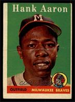 Hank Aaron (player name in white) [GOOD]