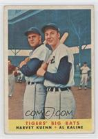 Tigers' Big Bats (Harvey Kuenn, Al Kaline) [Good to VG‑EX]