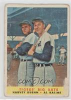 Tigers' Big Bats (Harvey Kuenn, Al Kaline) [Poor]