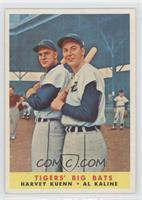 Tigers' Big Bats (Harvey Kuenn, Al Kaline)