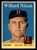 Willard Nixon [NM]