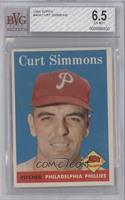 Curt Simmons [BVG6.5]