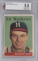 Eddie Mathews [BVG5.5]