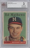 Eddie Mathews [BVG3]