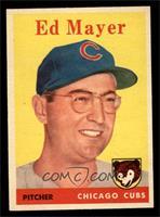 Ed Mayer [NM]