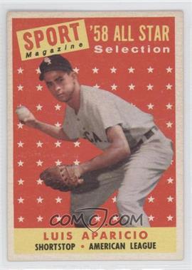 1958 Topps - [Base] #483 - Luis Aparicio