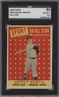 Mickey Mantle [SGC 82]