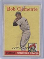 Roberto Clemente (White Team Name) [Good to VG‑EX]