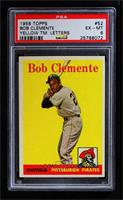Roberto Clemente (Yellow Team Name) [PSA 6]
