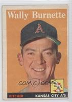Wally Burnette