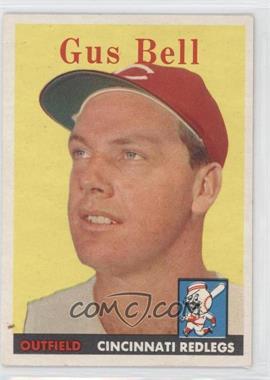 1958 Topps - [Base] #75 - Gus Bell