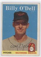 Billy O'Dell [GoodtoVG‑EX]