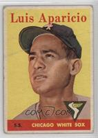 Luis Aparicio (Team Name in Yellow on Front) [Poor]