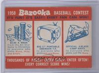 Baseball Contest