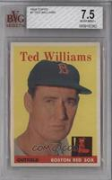 Ted Williams [BVG 7.5]