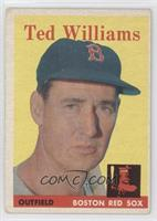 Ted Williams [Good to VG‑EX]