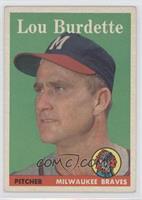 Lou Burdette