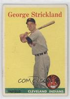 George Strickland [Good to VG‑EX]