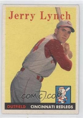 1958 Topps #103 - Jerry Lynch