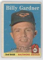 Billy Gardner [Good to VG‑EX]