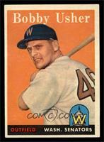 Bob Usher [NM]