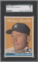 Mickey Mantle [SGC 60]