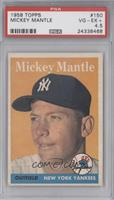 Mickey Mantle [PSA 4.5]