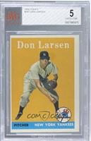 Don Larsen [BVG 5]
