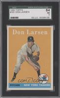 Don Larsen [SGC84]