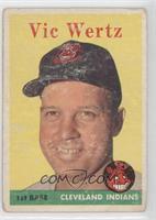 Vic Wertz [GoodtoVG‑EX]