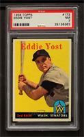 Eddie Yost [PSA7]