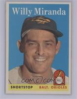 Willy Miranda [NearMint‑Mint+]