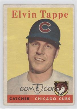 1958 Topps #184 - El Tappe [Good to VG‑EX]