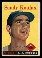 Sandy Koufax [GOOD]