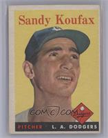 Sandy Koufax [Very Good‑Excellent]