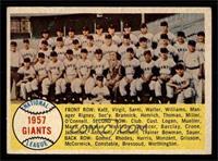 New York Giants Team [EX]