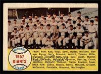 New York Giants Team [VG]