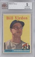 Bill Virdon [BVG 5]