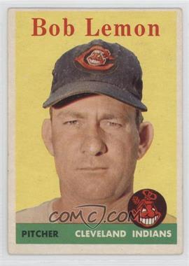 1958 Topps #2.1 - Bob Lemon