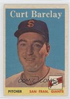 Curt Barclay