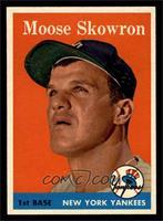 Moose Skowron [NM]